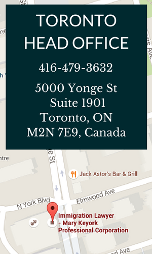 toronto immigration law firm
