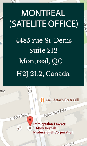 Montreal Satelite Office